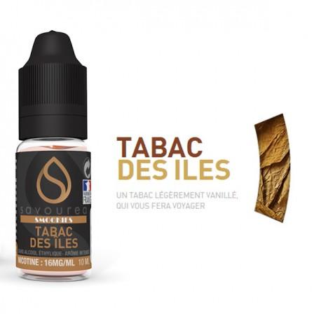 E-liquide Tabac des îles