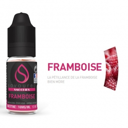 Recharge e-liquide SMOOKIES goût Framboise