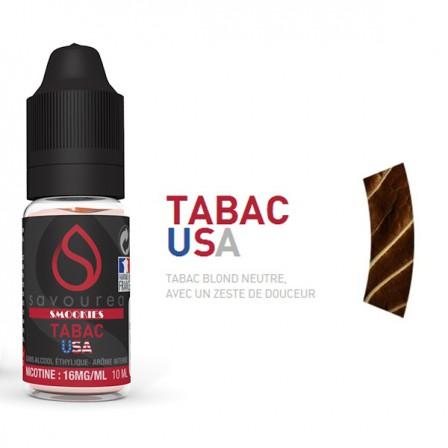 E-liquide Tabac USA