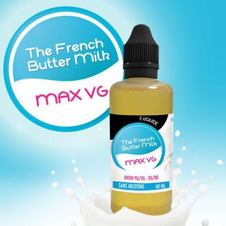 E-liquide The French Butter Milk