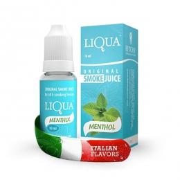 E-liquide LIQUA Menthol