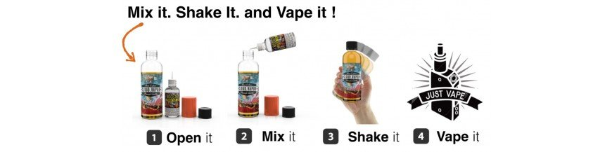 Moabi Shake and vape