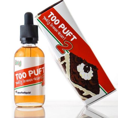 Too Puft 2 Food 50ml Fighter eJuice
