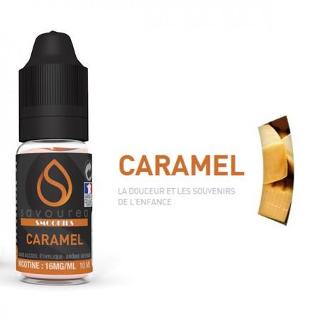 Recharge e-liquide SMOOKIES goût Caramel