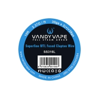Superfine MTL Wire Vandy Vape