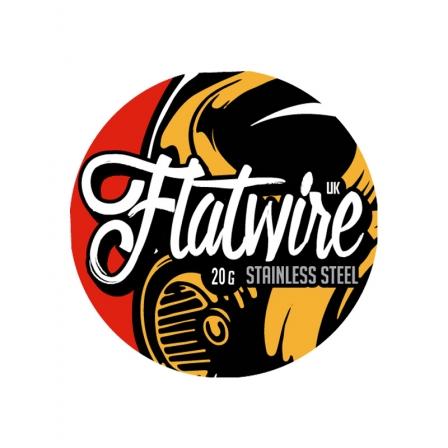 Fil Stainless 316L Flatwire UK