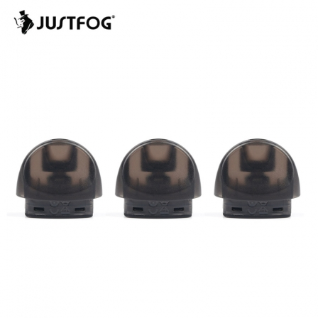 Pack 3 Cartouches C601 1.7 ml Justfog