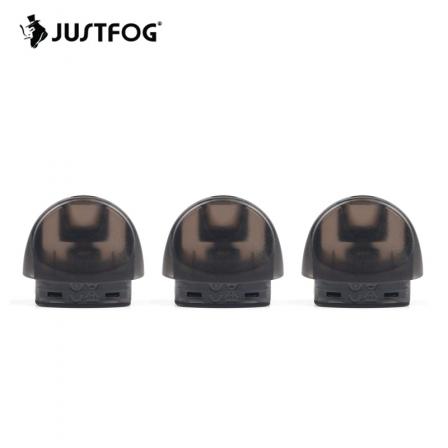 Cartouches C601 1.7ml Justfog | POD C601