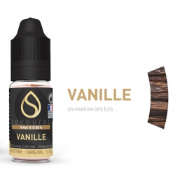 E-liquide Vanille SAVOUREA