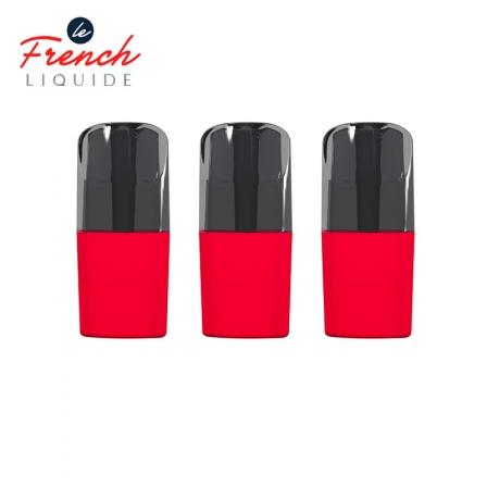 E liquide Pod Fruits Rouges 2ml Koddopod (X3) | Pour Koddopod Nano