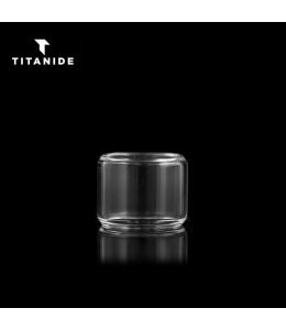 Tube Pyrex Tank Remplacement Bubble Leto RTA 24 Titanide