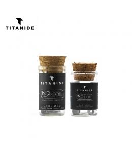 Résistance Pack 2 Inowire Coil Titanide