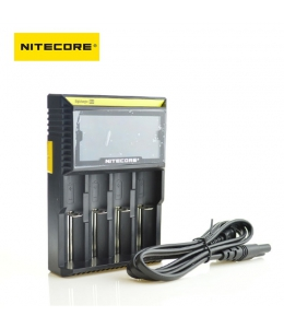 Chargeur accu Sysmax D4 Nitecore