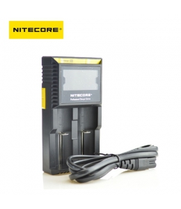 Chargeur accus Nitecore Sysmax D2