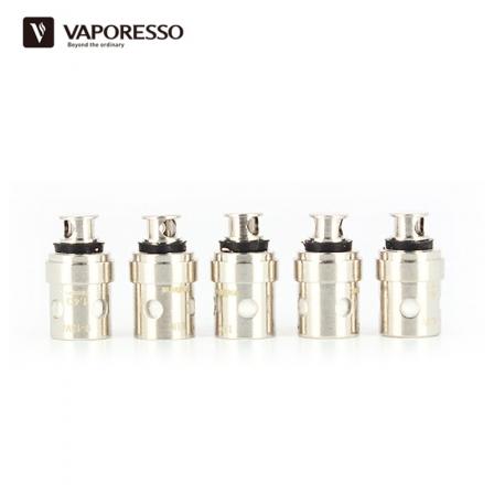 Pack 5 résistances Mini EUC Vaporesso