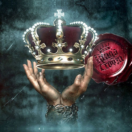 E-liquide Bound by the Crown Kings Crown