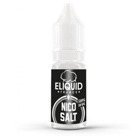Booster aux sels de nicotine E-Salt