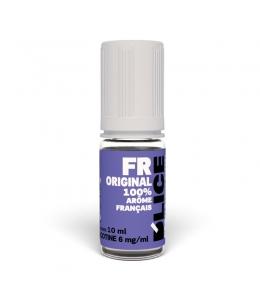 E-liquide Tabac FR Original D'LICE