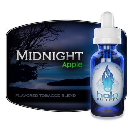E-liquide Midnight Apple Halo