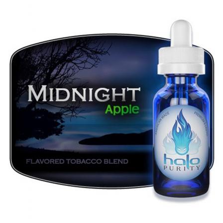 E-liquide Midnight Apple Halo