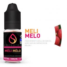 E-liquide Meli Melo SAVOUREA