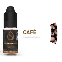 E-liquide Café SAVOUREA
