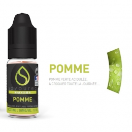 E-liquide Pomme SAVOUREA