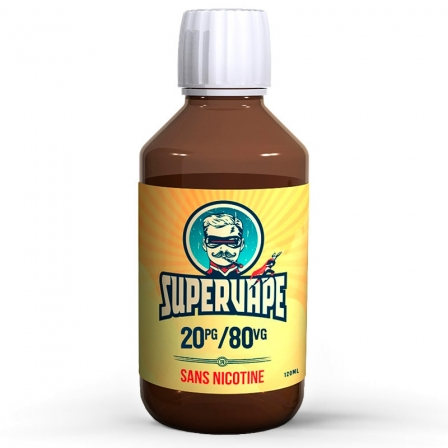 Base DIY 20/80 Supervape  120 ml