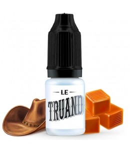 E liquide Le Truand Bounty Hunters | Tabac Blond  Caramel