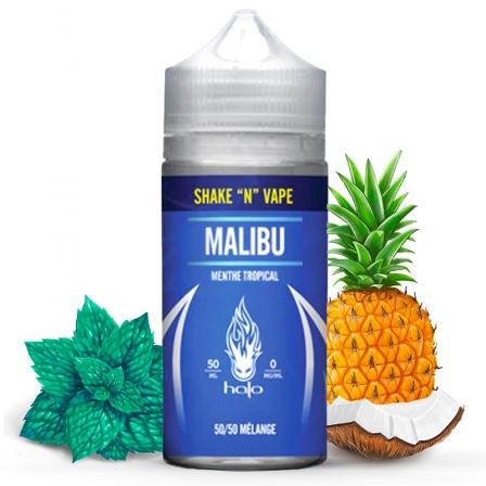 E liquide Malibu Halo 50ml