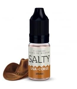 E liquide USA-Corsé Salty | Sel de Nicotine