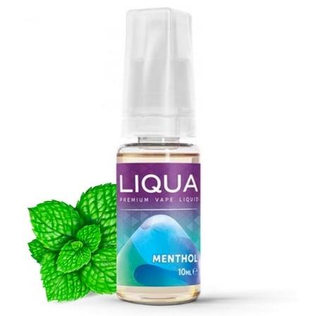 E liquide Menthol LIQUA | Menthe