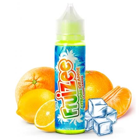 E liquide Citron Orange Mandarine Fruizee 50ml