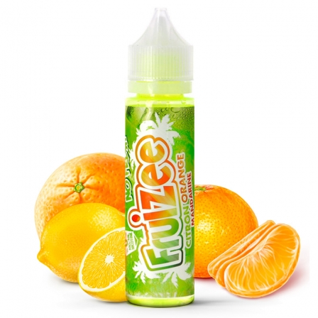 Citron Orange Mandarine NO FRESH Fruizee