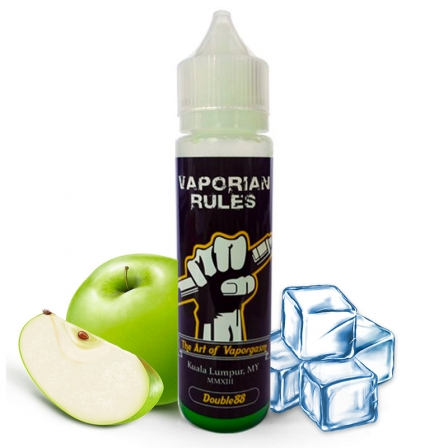 E liquide Double 88 Vaporian Rules 50ml