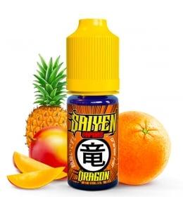 E liquide Dragon Saiyen Vapors | Mangue Ananas Orange