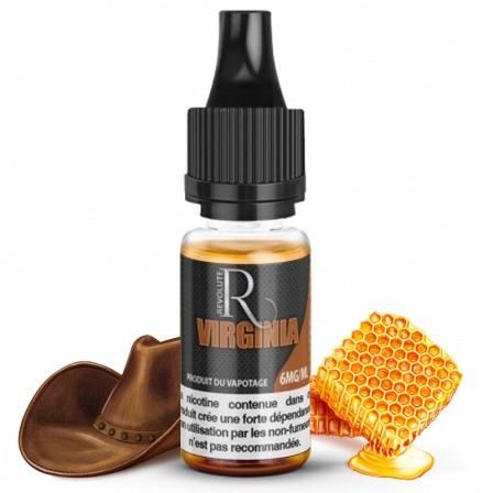 E liquide Classic Virginia Revolute   Tabac brun Miel