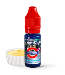 E liquide Metro Swoke | Custard