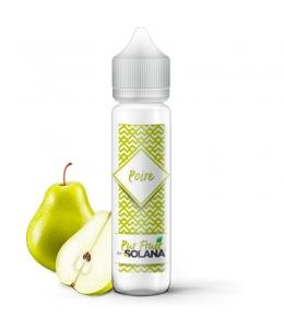 E liquide Poire Pur Fruit Solana 50ml
