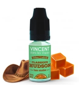 E liquide Classic Hudson VDLV | Tabac blond  Caramel