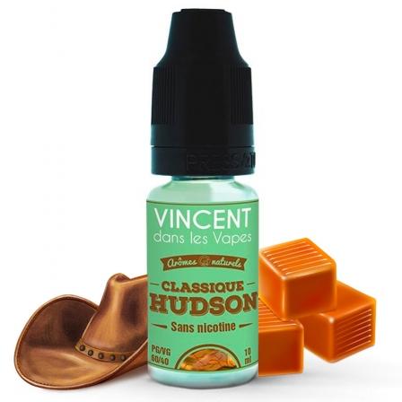 E liquide Classic Hudson VDLV   Tabac blond  Caramel