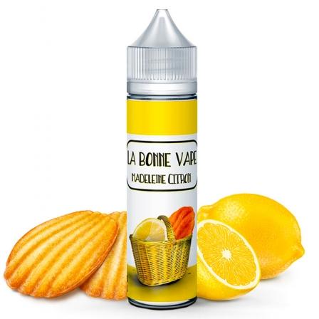 E liquide Madeleine Citron La Bonne Vape 50ml
