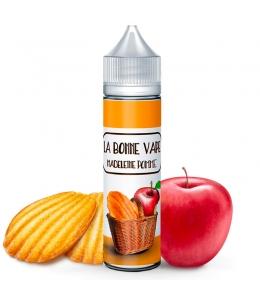 E liquide Madeleine Pomme La Bonne Vape 50ml