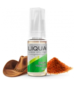 E liquide Bright LIQUA | Tabac blond Epices