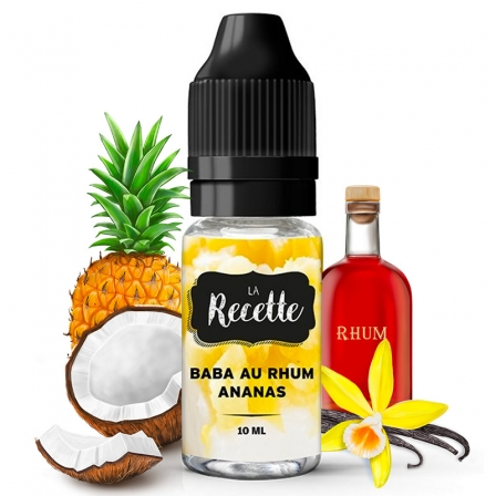 Concentré Baba au Rhum Ananas MAKE IT Arome DIY