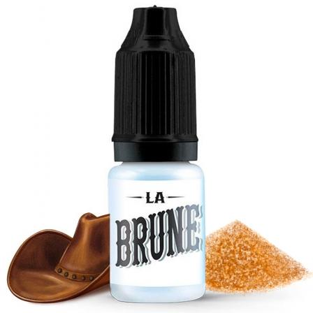 E liquide La Brune Bounty Hunters | Tabac brun Sucre