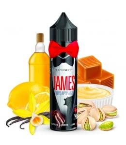 E liquide James Swoke 50ml