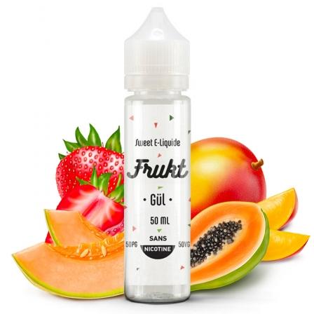 E liquide Gül Frukt 50ml