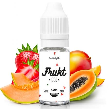 E liquide Gül Frukt | Melon Papaye Mangue Fraise