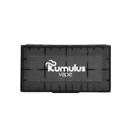 Boîte 2 accus 18650 Kumulus Vape